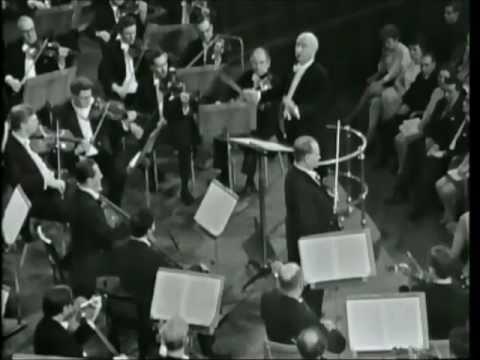 David Oistrakh - Beethoven Violin Concerto in D major, 2. Largetto