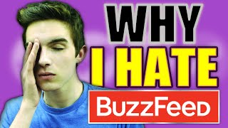 Why I Hate Buzzfeed