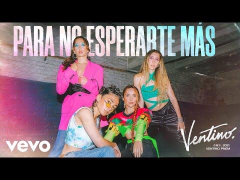 Смотреть клип Ventino - Para No Esperarte Más
