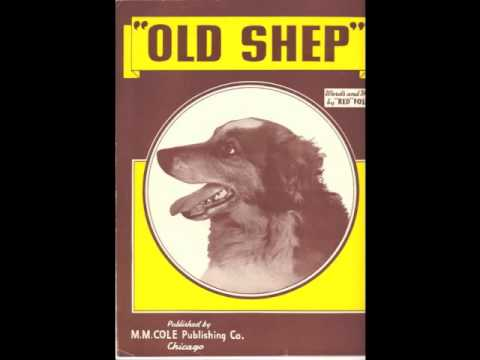 Red Foley – Old Shep