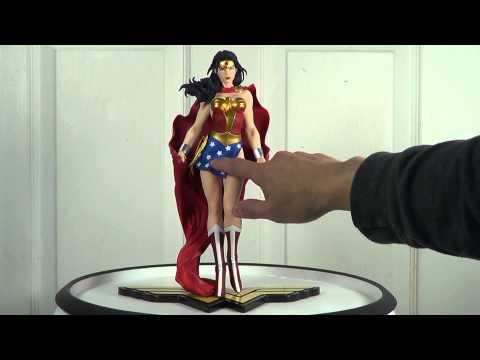 WonderWoman ARTFX Statue by Kotobukiya