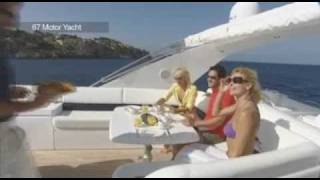 yachtflash FREE YACHT CLASSIFIEDS yacht video VIKING SPORT CRUISERS 67