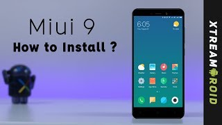 MIUI 9 For Redmi Note 4/4x - How To install (Step By Step Guide)