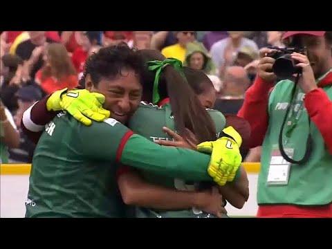 بالفيديو: تعرف على البلد الذي أحرز بطولة كأس العالم للمشردين في منافسات الرجال والنساء  …  - 15:54-2019 / 8 / 4