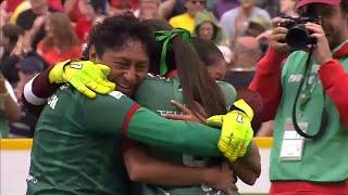 فيديو.. المكسيك تفوز ببطولة كأس العالم للمشردين في منافسات الرجال والنساء -          بوابة الشروق
