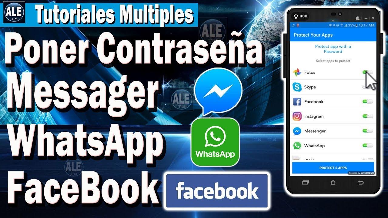 Como poner contraseña a whatsapp iphone gratis