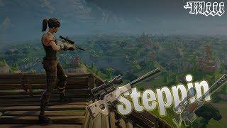 Steppin - Fortnite Sniper Montage