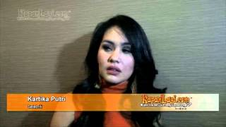 Raffi Putus, Kartika Putri Siap Buka Hati