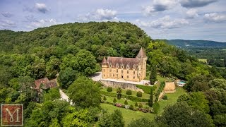 Stunning authentic chateau for sale - with view over Dordogne river. Ref:2919021 with Maxwell-Baynes