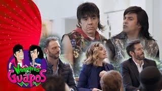 Nosotros los guapos: ¡Vecinos quieren fuera a los guapos! | C7 - Temporada 4 | Distrito Comedia
