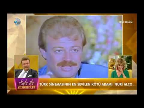 NURİ ALÇO 'NUN HAYAT HİKAYESİ (SOĞUK...