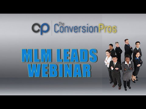 Hottest MLM Business Leads | The Conversion Pros