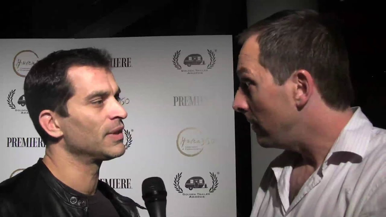 Gregory Mantell Show -- Johnathon Schaech from Prom Night ...