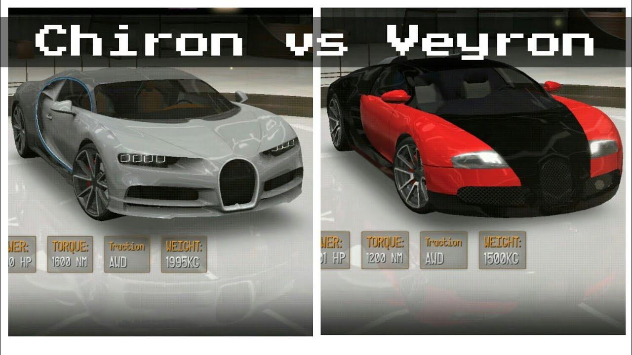 driving school 2017 drag race bugatti chiron vs bugatti veyron youtube. Black Bedroom Furniture Sets. Home Design Ideas