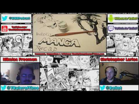 Weekly Manga Recap: A Noble Brain Washing