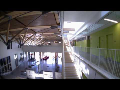 7 2 2017 - UMass Design Building - West Commons