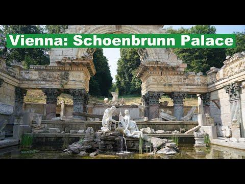 Vienna: Schoenbrunn Palace