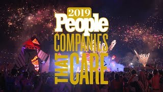 "Live Nation Entertainment - PEOPLE'S Top 50 ""Companies That Care"""