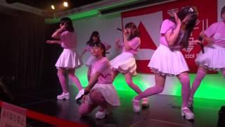 2017/07/01(土)18:40~ 東京アイドル劇場にて いちごみるく色に染まりた...