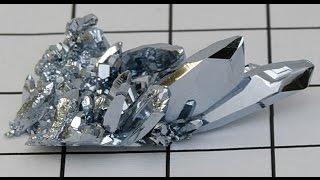 Производство Калифорния. Калифорний. Самый дорогой металл в мире
