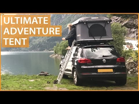 TentBox Car Roof Tent | The Ultimate Adventure Tent