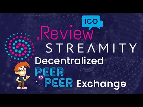 Coindesk KILLER!? P2P Decentralized Exchanges Are the Future - Streamity