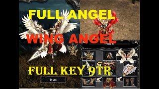MuAwaY Mobile | Review Wing Angel | Cánh Thiên Thần 1.300$ Đô | Đi Đâm Tây Có Phê