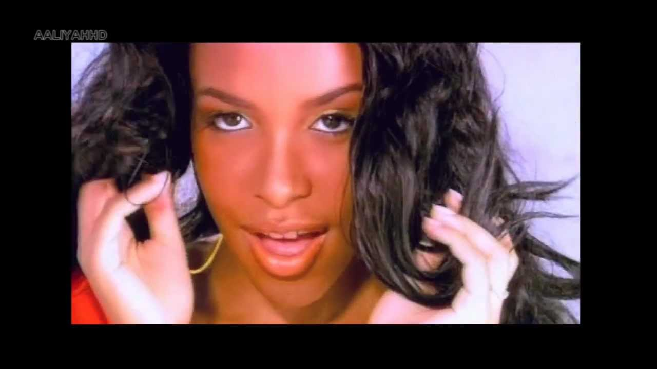 (HDTV) Aaliyah - Rock The Boat Music Video - YouTube
