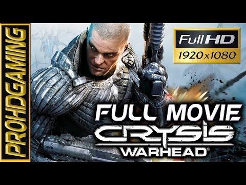 Crysis Warhead [PC] - Full Movie Gameplay Walkthrough - Hard Difficulty [HD]