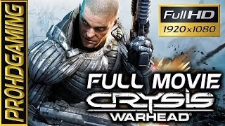 Crysis Warhead [PC] - Full Movie Gameplay Walkthrough - Hard Difficulty [HD]