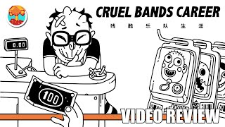 Review: Cruel Bands Career (Switch & Steam) - Defunct Games