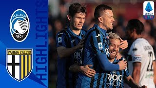 Atalanta 5-0 Parma | Anno nuovo, Dea sempre esplosiva! | Serie A TIM