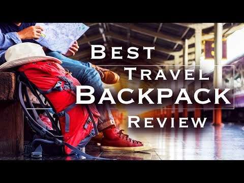 How to Choose the BEST Travel BACKPACK | Pros & Cons Minimalist Backpack Review