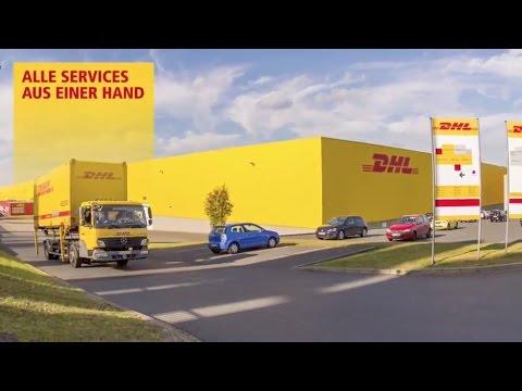 DHL Fulfillment-Lösung
