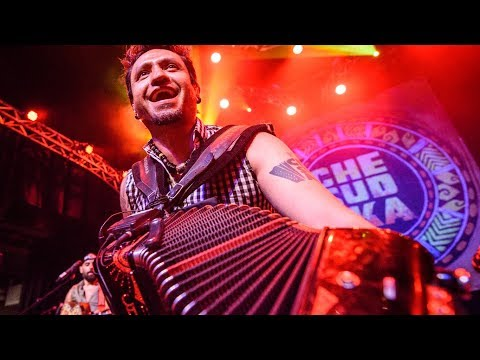 Che Sudaka - Almas rebeldes - feat Dr. Ring Ding (Videoclip oficial)