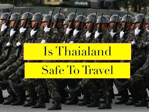 Is Thailand Safe To Travel...Thailand's Military Coup...Black Girl Traveling