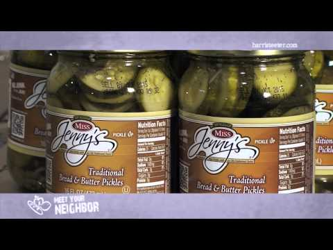 Meet Your Neighbor... Miss Jenny's Pickles