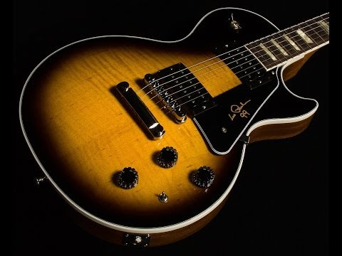 Gibson 2014 Les Paul Signature  •  SN: 140004843