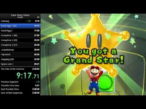 [SMG] Any% (Mario) Speedrun - 2:42:16