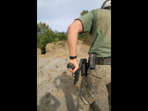 I C E  Training Advanced Pistol Handling Course