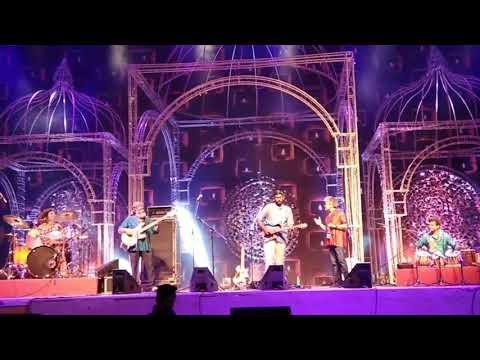 Indian ocean band live concert Pushkar fair-2017 | akhiyan udeek diyan