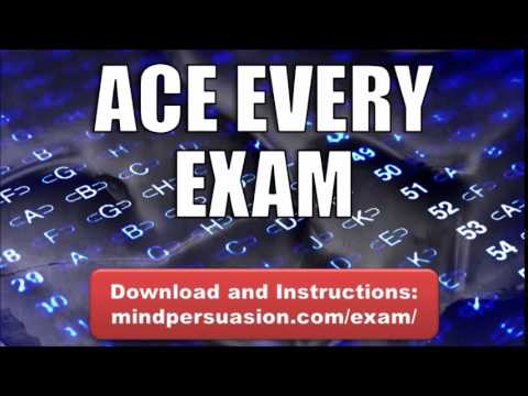 Ace Every Exam   Soak Up Information Like A Sponge And Easily Remember Anything