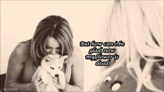 Miley Cyrus- The Floyd Song (Sunrise) Lyrics