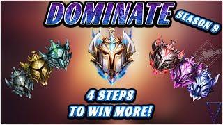 4 Strategies To Improve & Climb In Season 9!