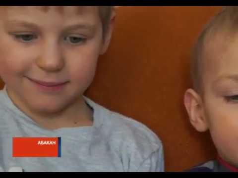 Власти Хакасии помогли отремонтировать дом для семьи, где воспитываются 11 детей