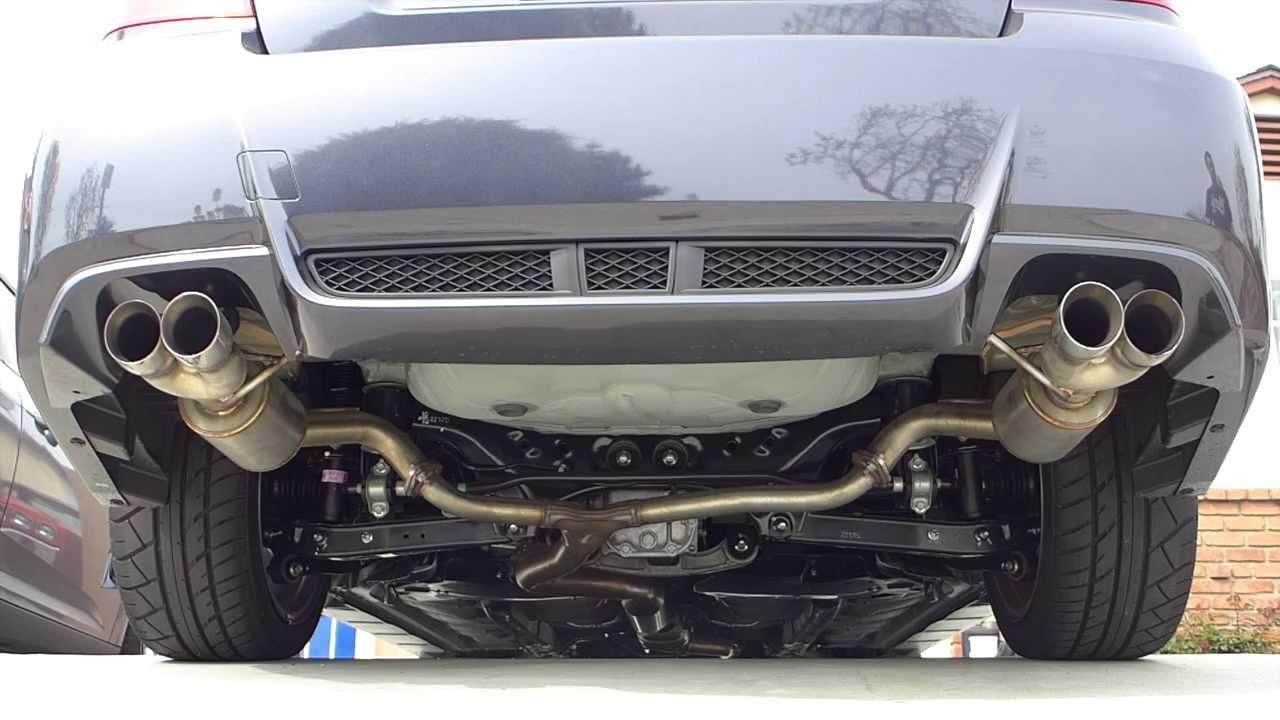 2013 Subaru Wrx Sti Nameless Axelback Exhaust Youtube