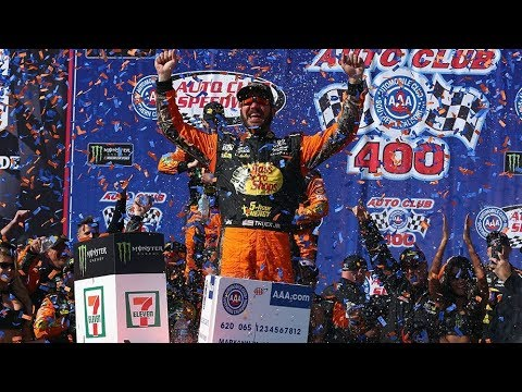 Auto Club 400 Race Highlights