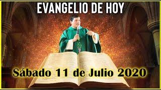EVANGELIO DE HOY Sabado 11 de Julio de 2020 con el Padre Marcos Galvis