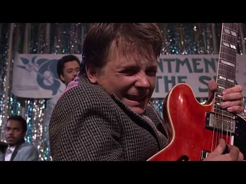 """Back To The Future (*ORIGINAL* Director's Cut) """"That New Rock Sound"""""""