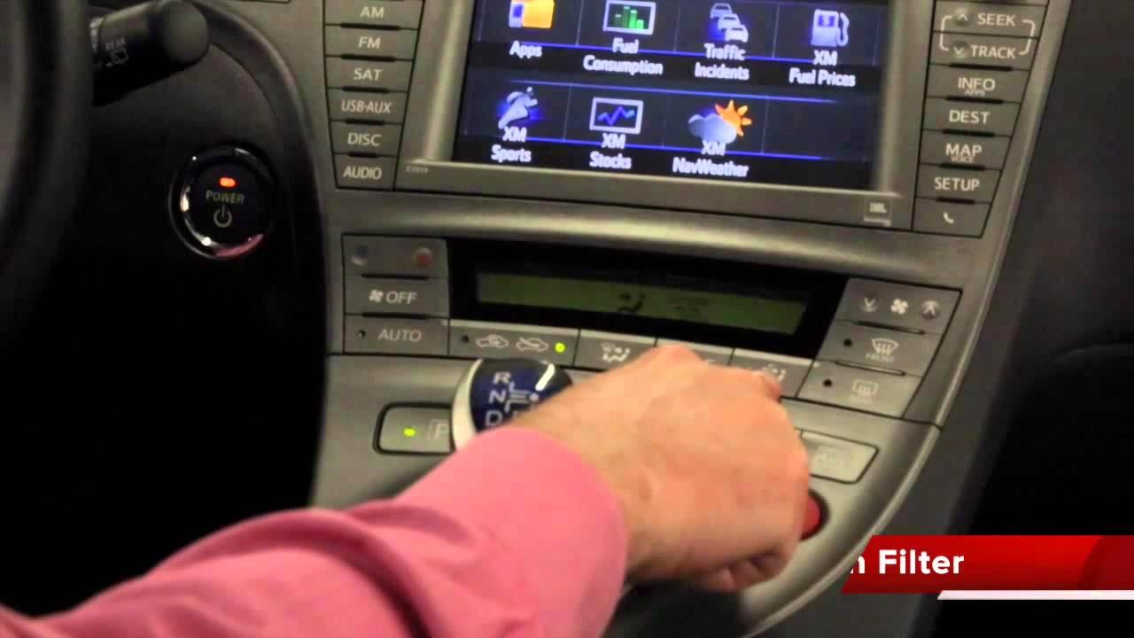 2014 2015 Toyota Prius Interior Walkaround Youtube